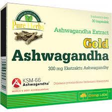 Ashwagandha w tabletkach – 200 tab. (100g)