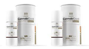 CannabiGold Balance 10% (500mg CBD i 500mg CBDA) 12ml