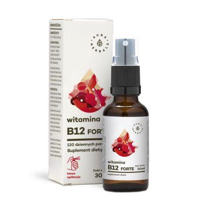 Witamina B12 Forte – Suplement diety w aerozolu (30ml)