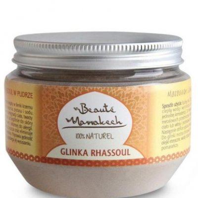 Beaute Marrakech marokańska glinka rhassoul w pudrze 200g