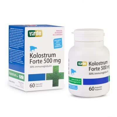KOLOSTRUM FORTE 500mg   HIT