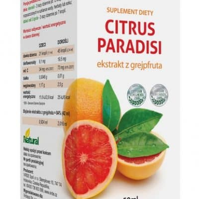 CITRUS PARADISI 50ml