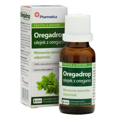 OLEJEK Z OREGANO 30ml