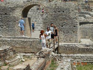 Butrint – archeologiczna perełka Albanii