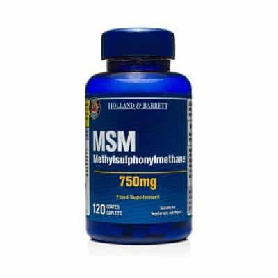 MSM 750 mg 120 tab