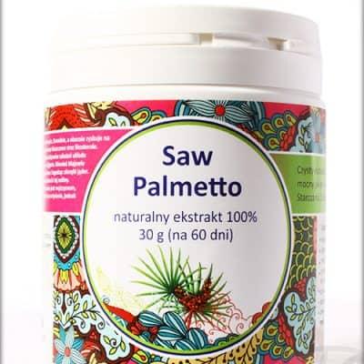 Palma Sabałowa- czysty ekstrakt ziołowy-PROSTATA