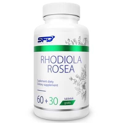 RHODIOLA ROSEA- (Róźeniec górski)-90 tab