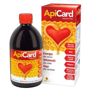 ApiCard, syrop, 500ml