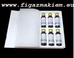 CORDYCEPS -Fohow Oral Liquid – LEGEND EDITION – 6 flakonów po 30 ml