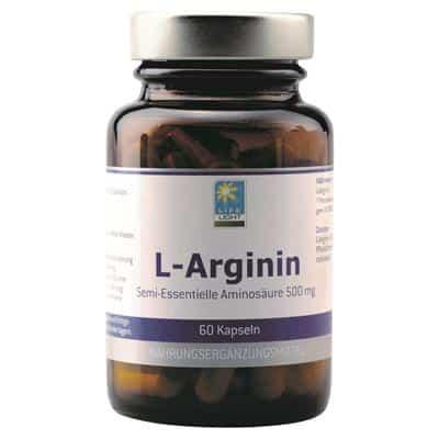 L-Arginina 60 kaps