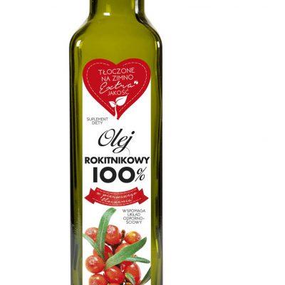 Olej rokitnikowy 100% 250ml
