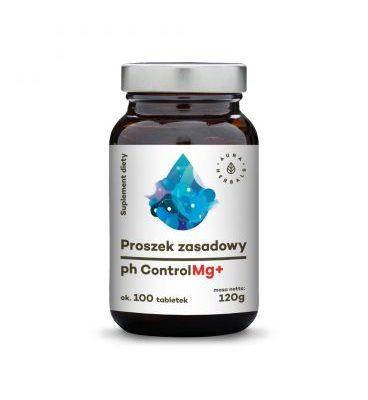 Control Mg+ – Proszek zasadowy (120g) – tabletki