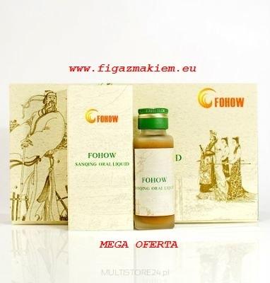 Fohow Eliksir Sanqing 4x30ml