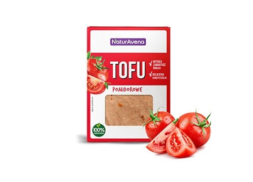 TOFU PAPRYKOWE 250 gr