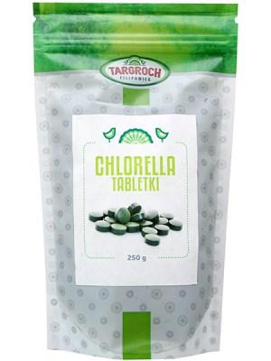 CHLORELLA 250gr-1000tab