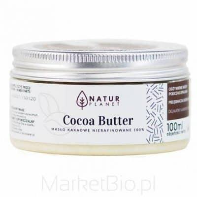 Masło Kakaowe Kosmetyczne 100 g