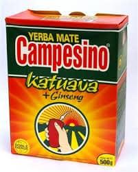 Yerba Mate Campesino Katuava 500gr
