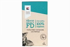 La Especial de FD compuesta 500g organic
