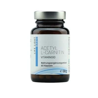 Acetylo – L- karnityna 60 kap
